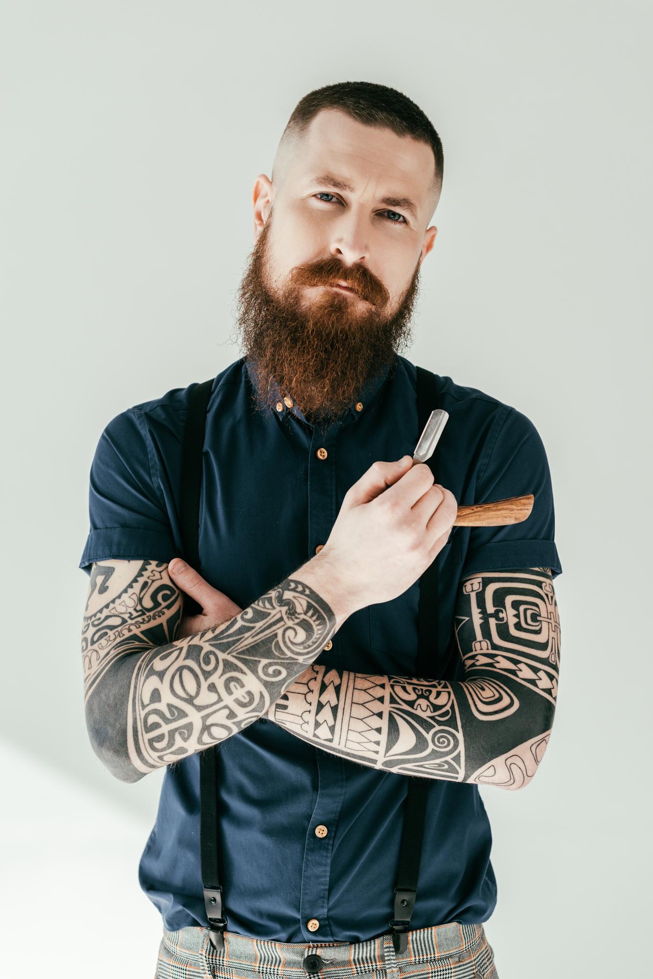 Leo Tattoo Set Author