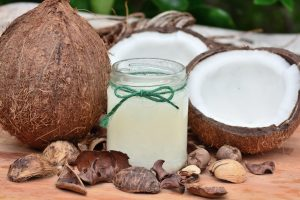 coconut oil on tattoo