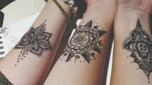 mandala tattoos