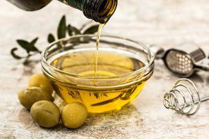 olive oil on tattoo